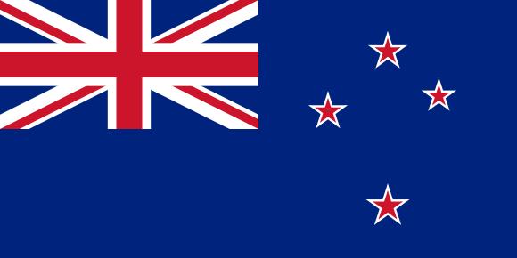 Bandera de Nueva Zelanda 2