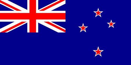 Bandera de N Zelanda